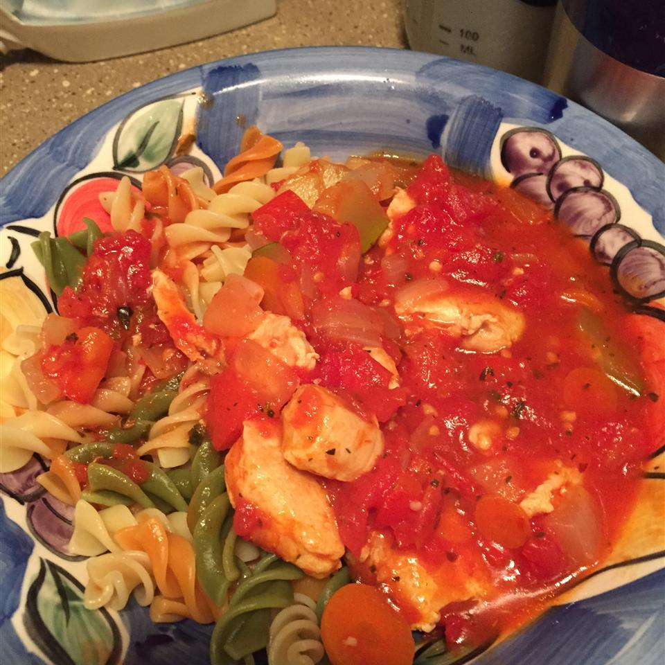 Quick Chicken Stew