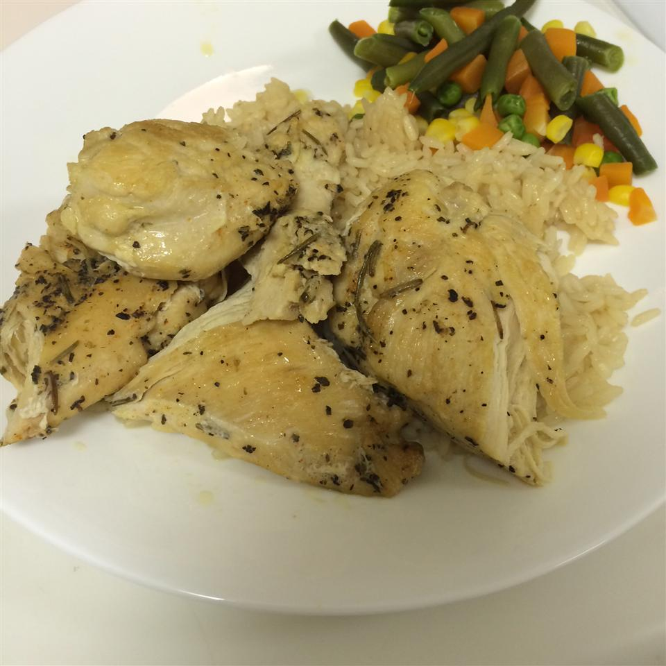 Herb and Chicken Pasta Bethany
