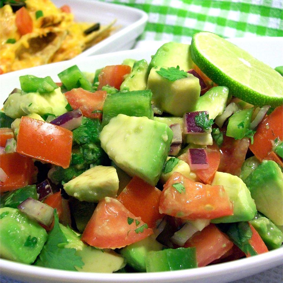Avocado Salad Recipe Best