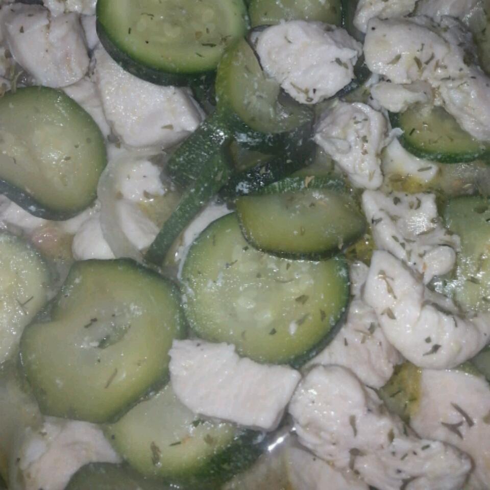 Zucchini Lunchixa