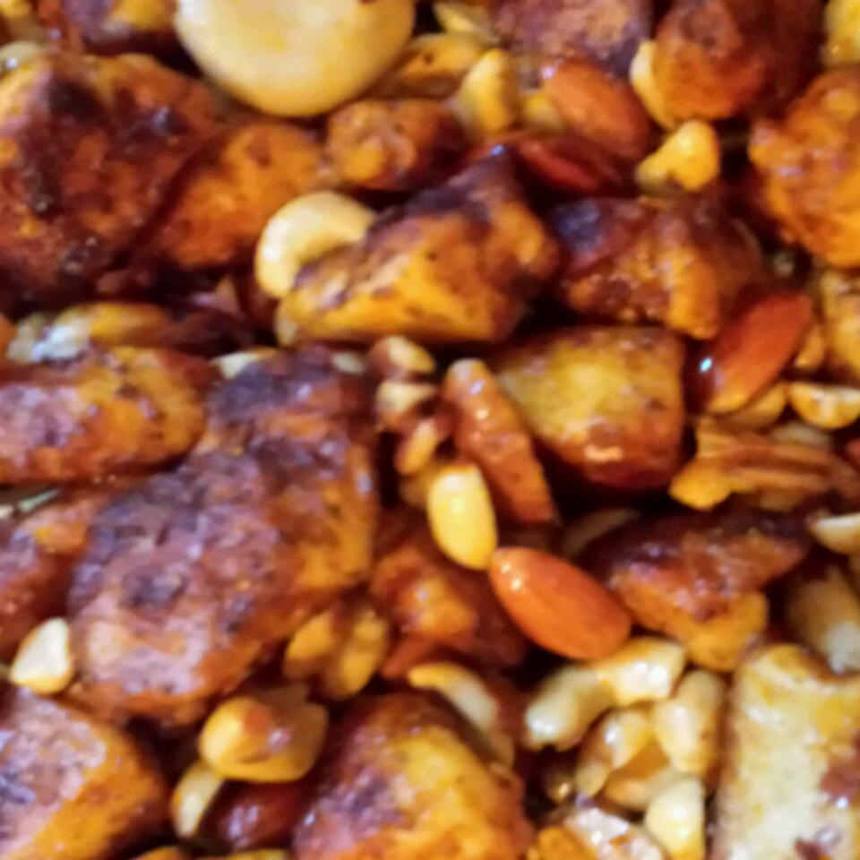 Cajun Chicken and Rice Debbie