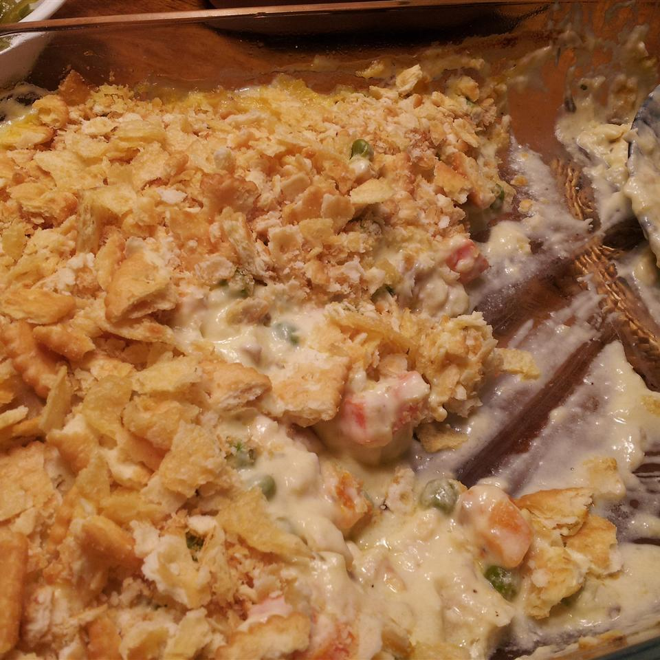 Easy Chicken Casserole easytaste