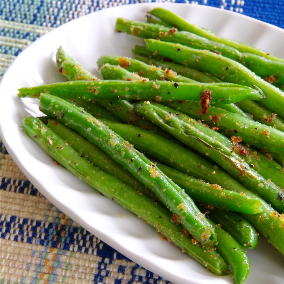 Sauteed Garden Fresh Green Beans_image