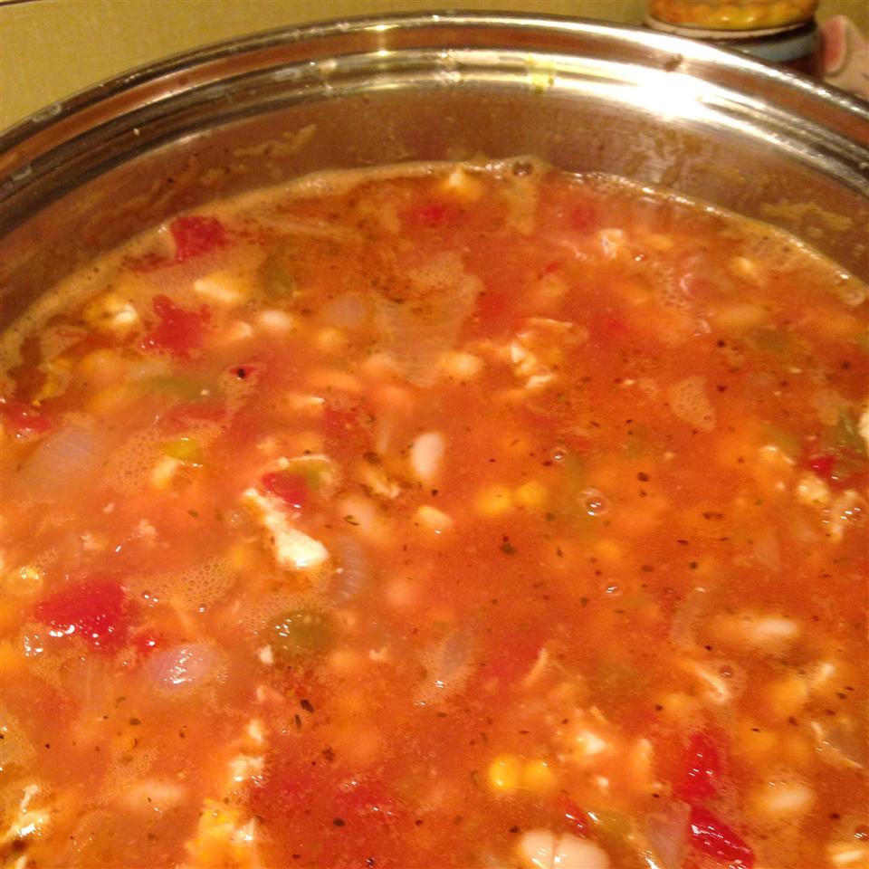 White Bean Chicken Chili Jill