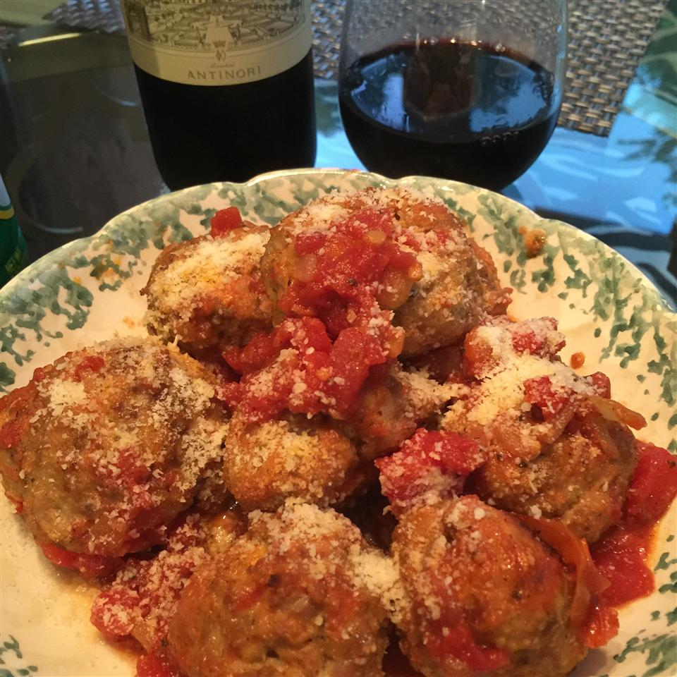 Two Meatballs in One