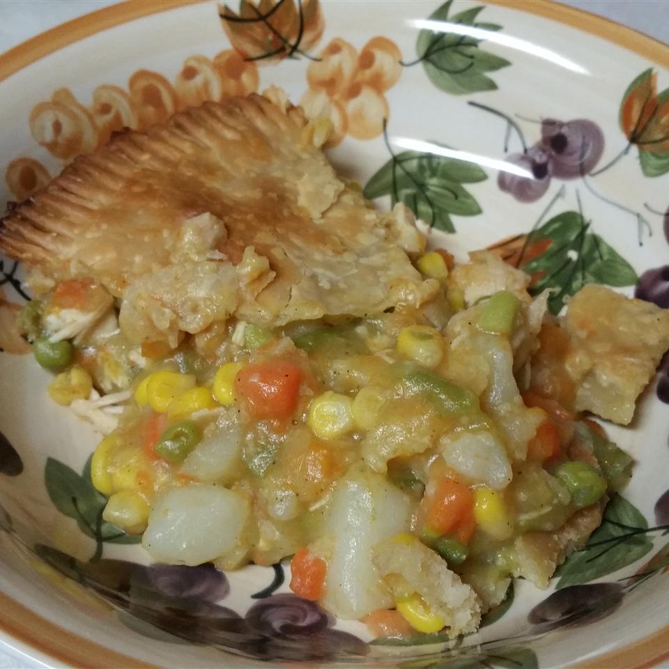 Chicken Pot Pie I Stephanie Reed