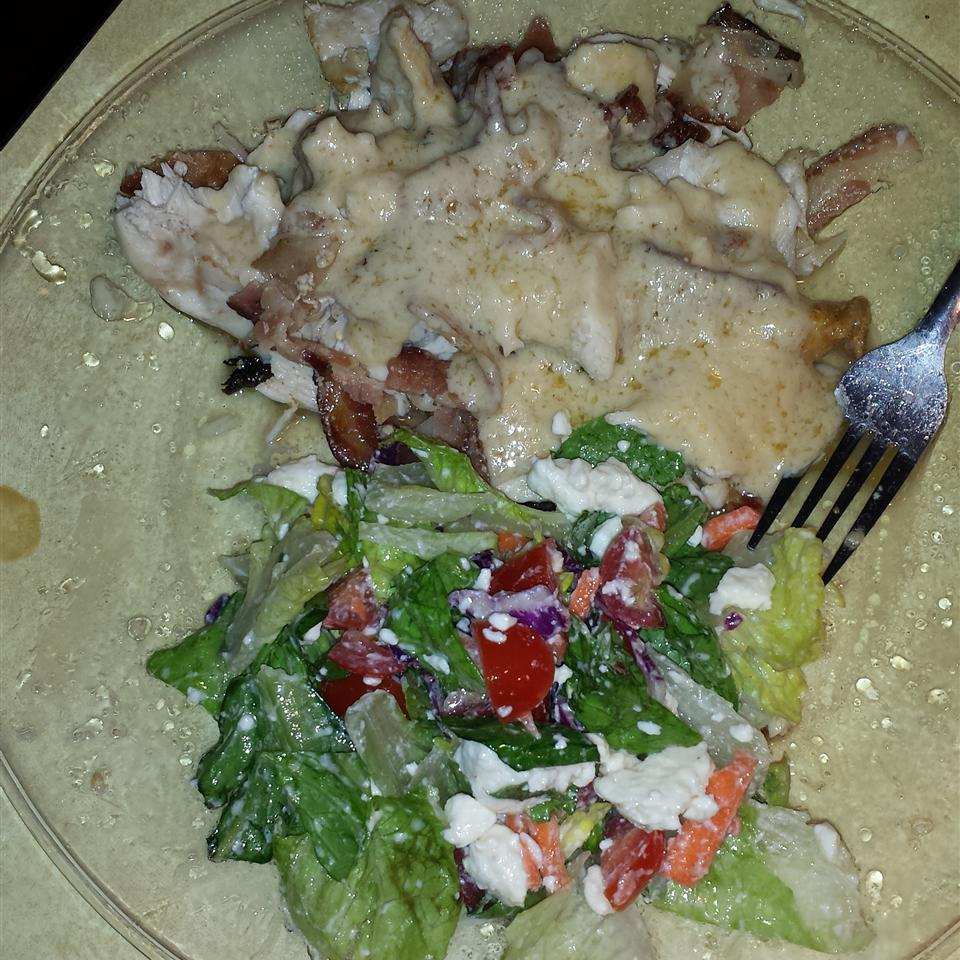 Bacon Mushroom Chicken JVGilsrud