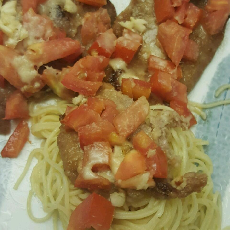Tomato Veal Scallopini