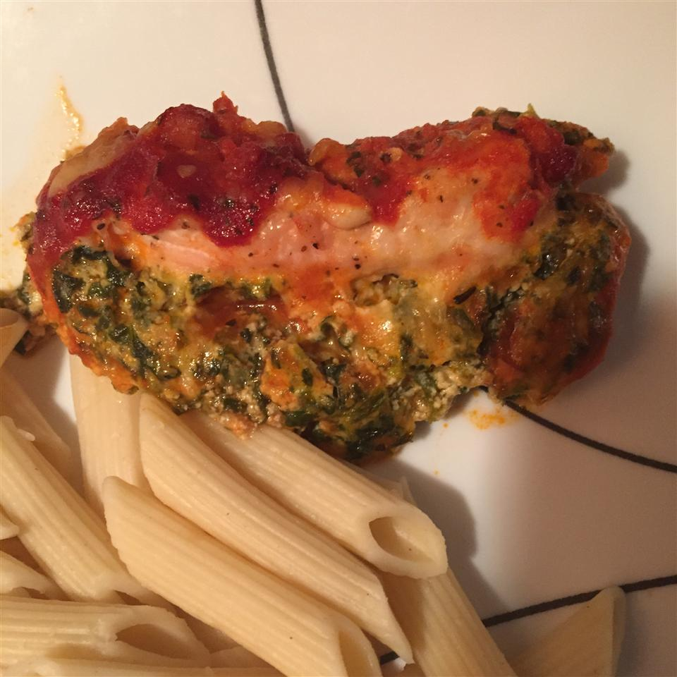 Maria's Stuffed Chicken Breasts