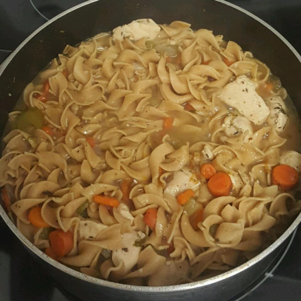 Steve's Chicken Noodle Soup ashley