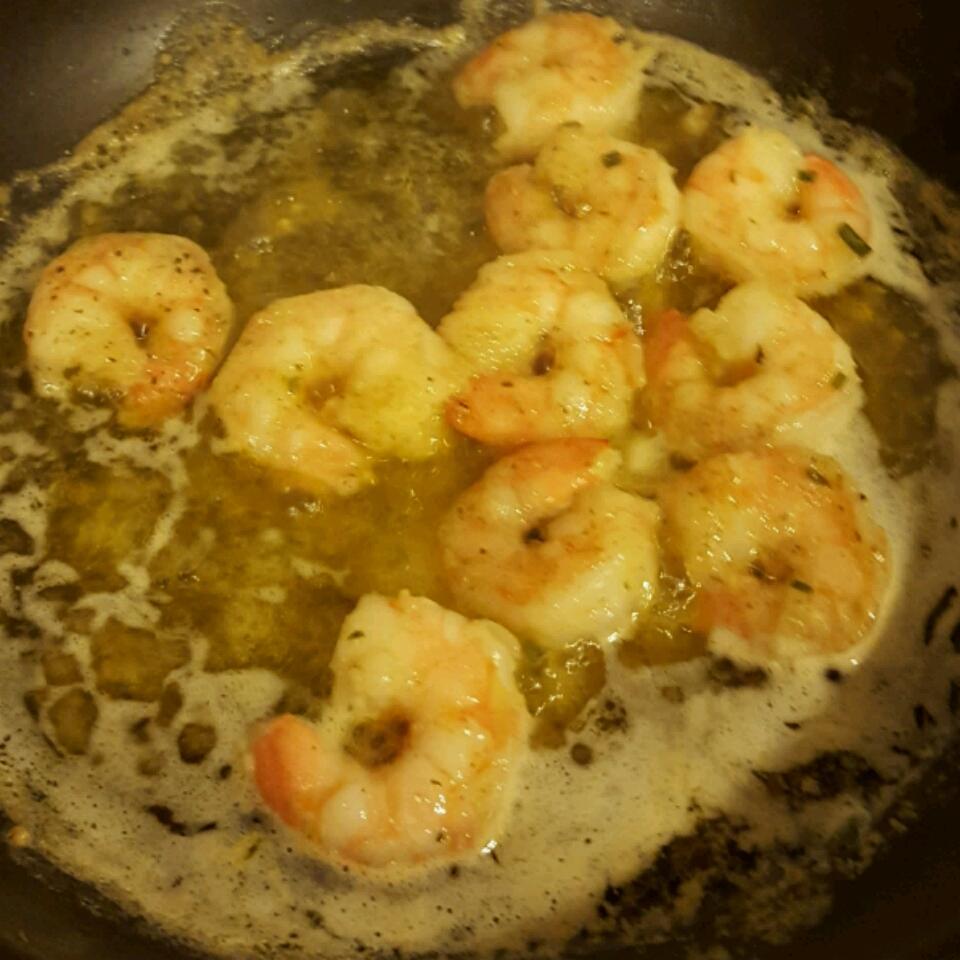 Garlicky Appetizer Shrimp Scampi Recipe ...