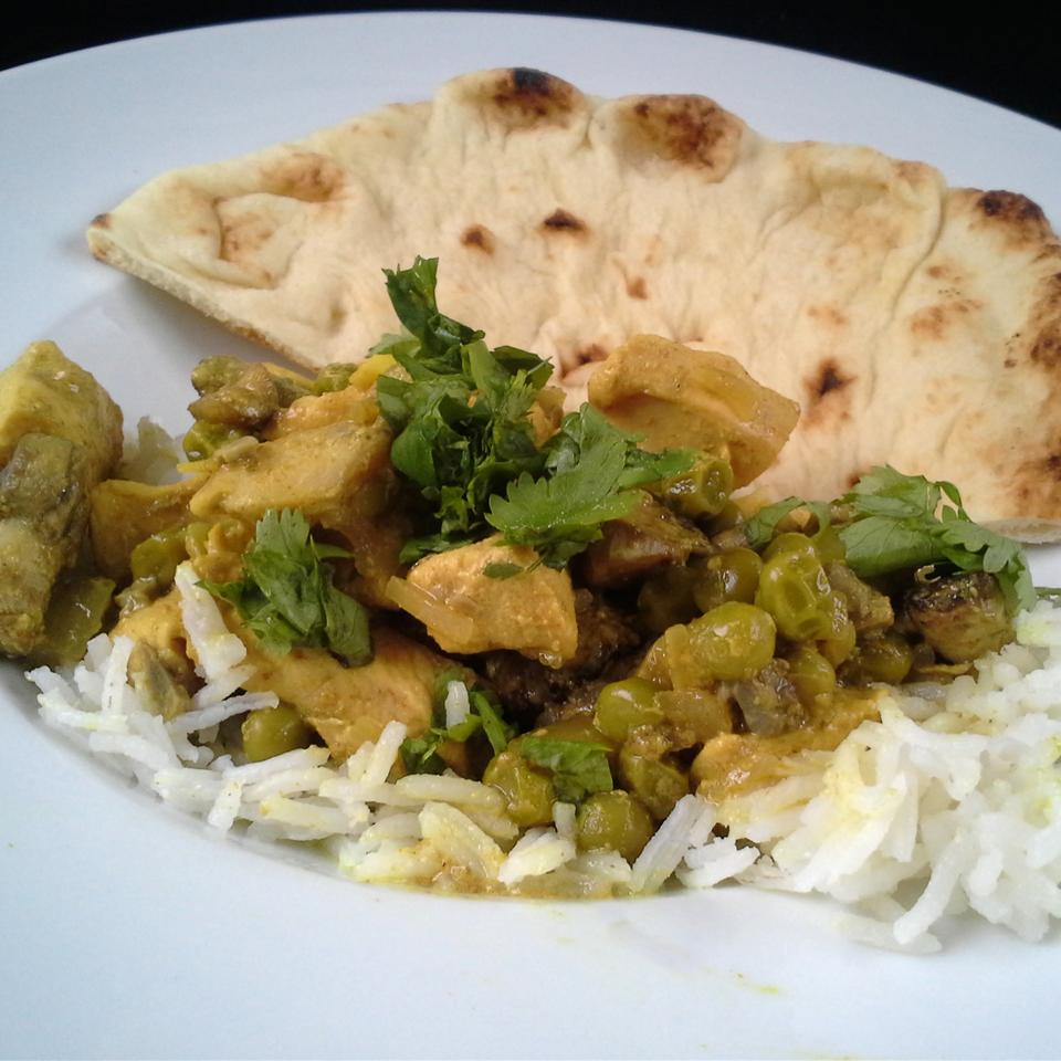 Keon's Slow Cooker Curry Chicken KEON ROBERTSON