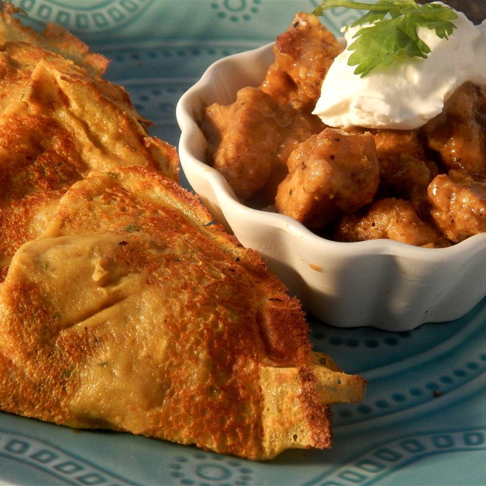 Creamy Curried Chicken vakatik