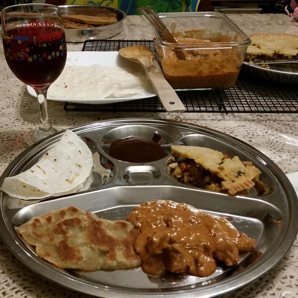 Chicken Makhani (Indian Butter Chicken) PsychDiva