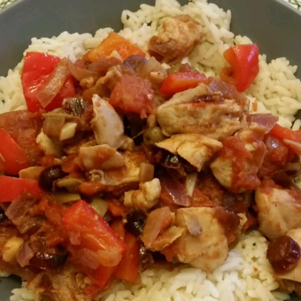 Cuban Chicken Teresa Medeiros