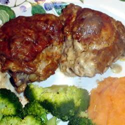 Chicken In Sour Cream