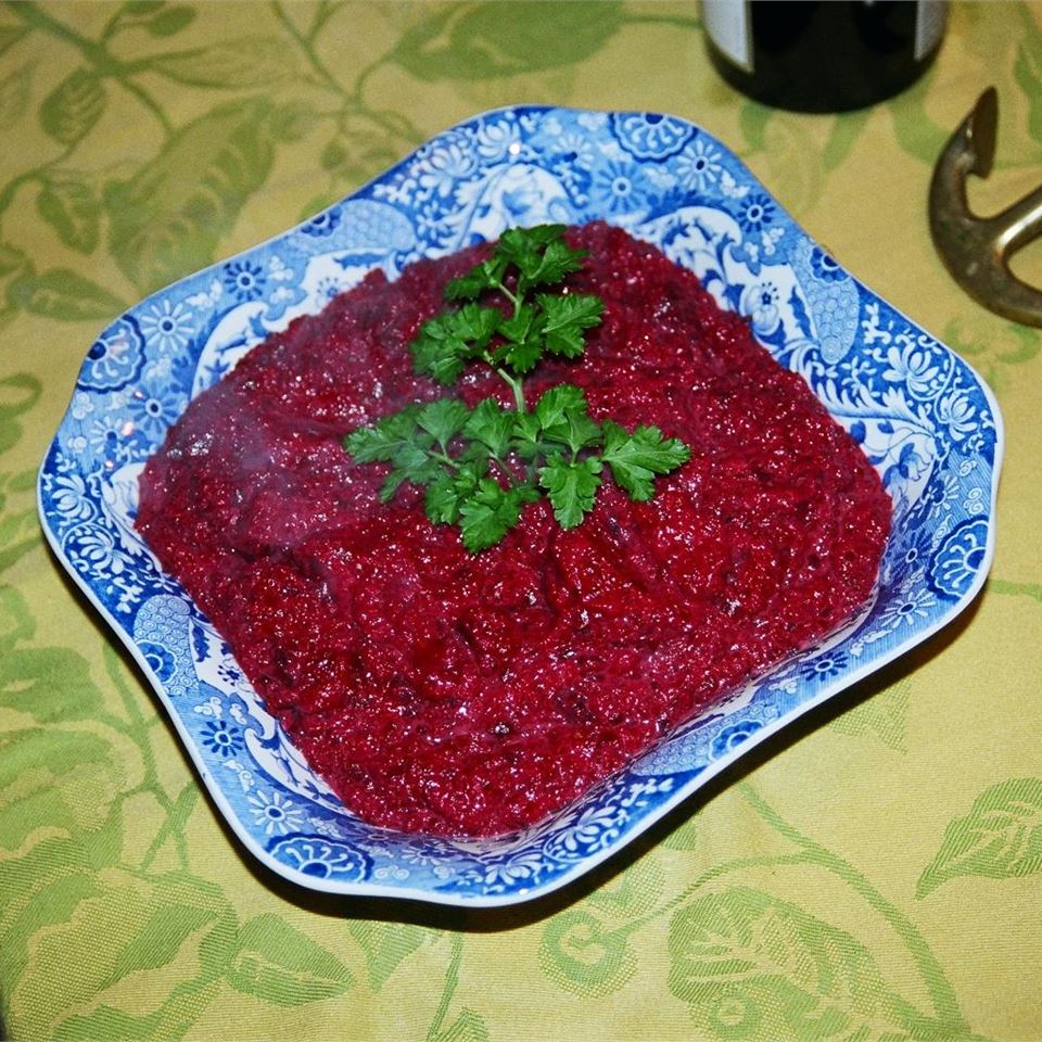 Beet and Pear Puree squawk93