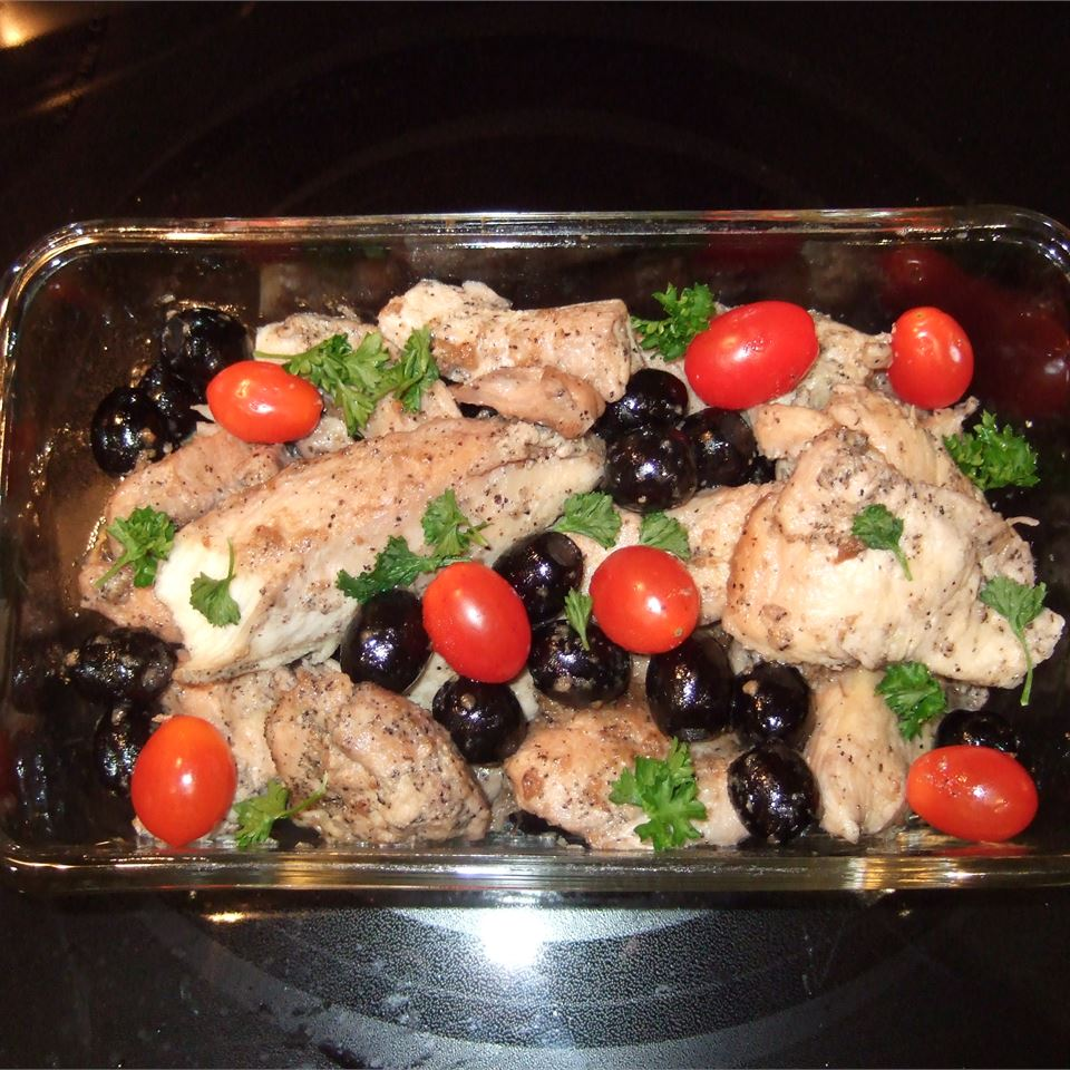 Italian Chicken Cindy Pfeiffer