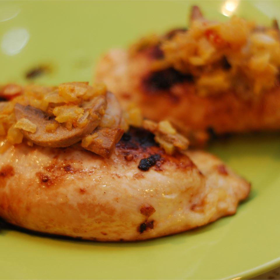 Stuffed Chicken OPABINIA