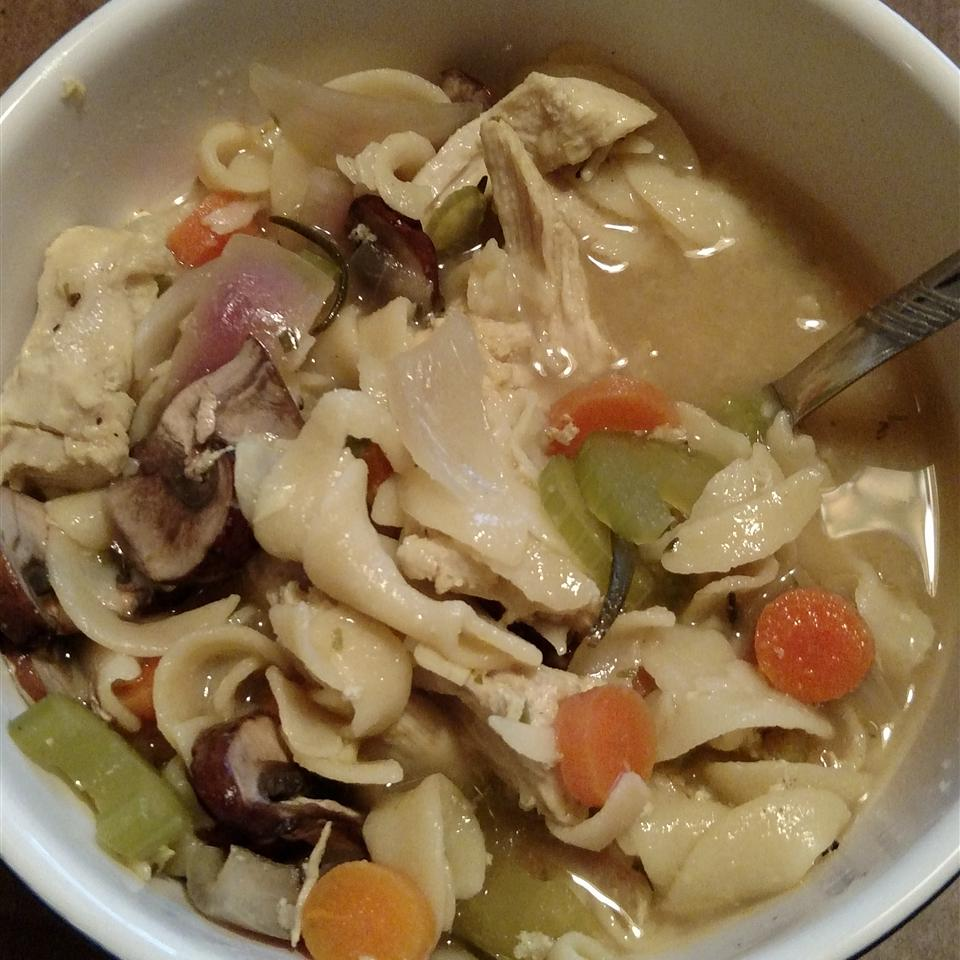Awesome Chicken Noodle Soup ashley moyer