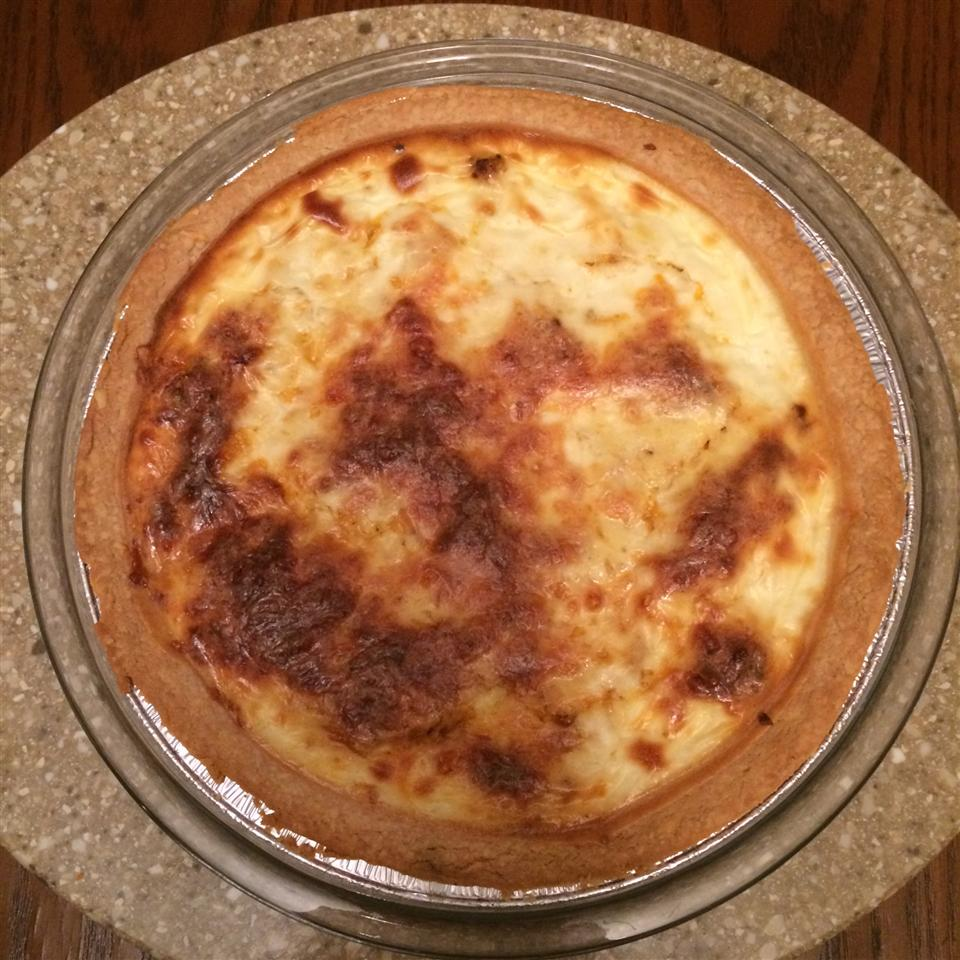 Easy Sour Cream Chicken Quiche Lisa Klassen