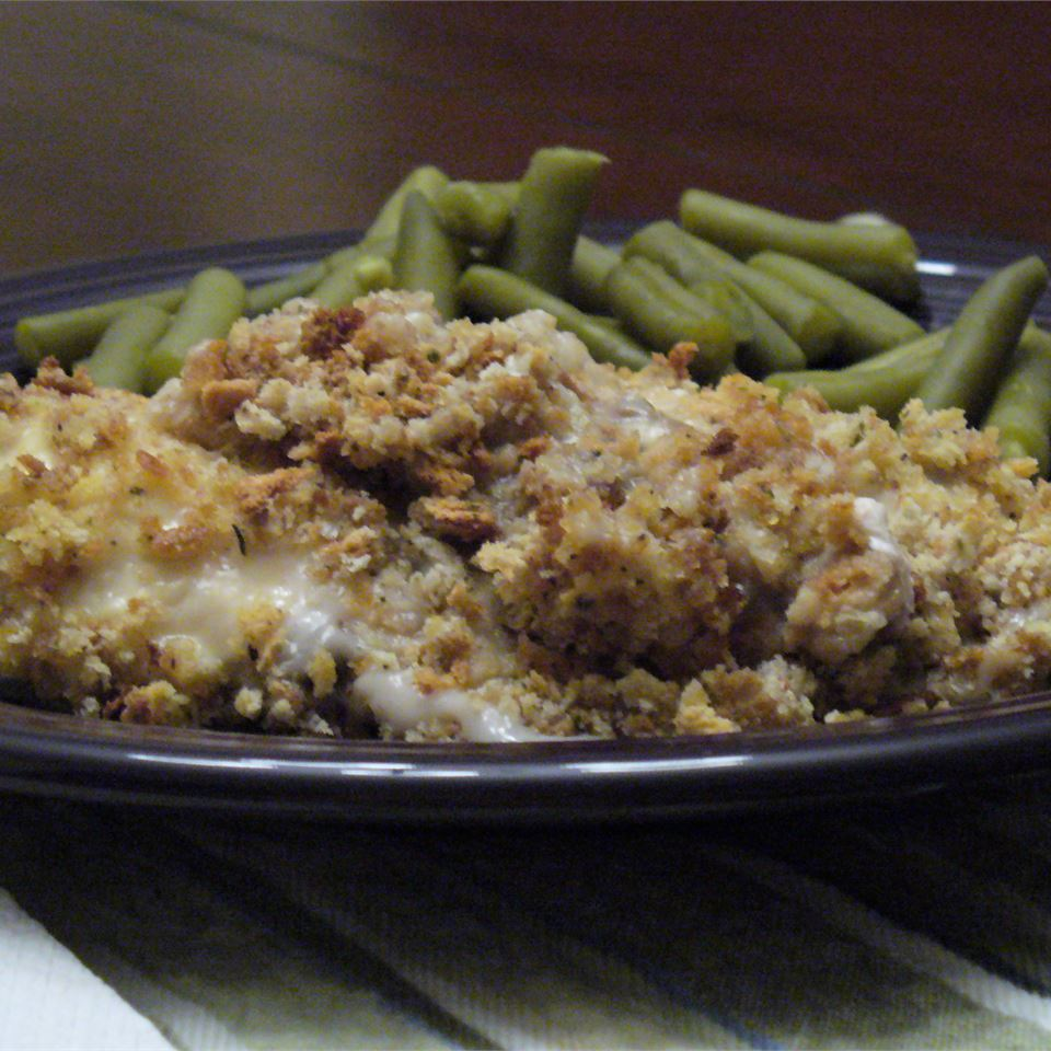 Swiss Chicken Casserole II Carolyn A. Burdette