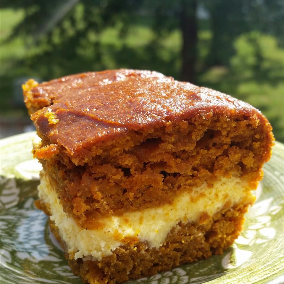 Pumpkin Cheese Bread II