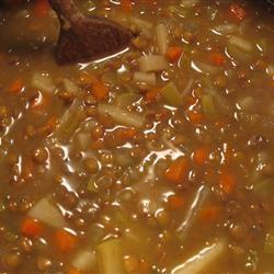 Mulligatawny Soup I njmom