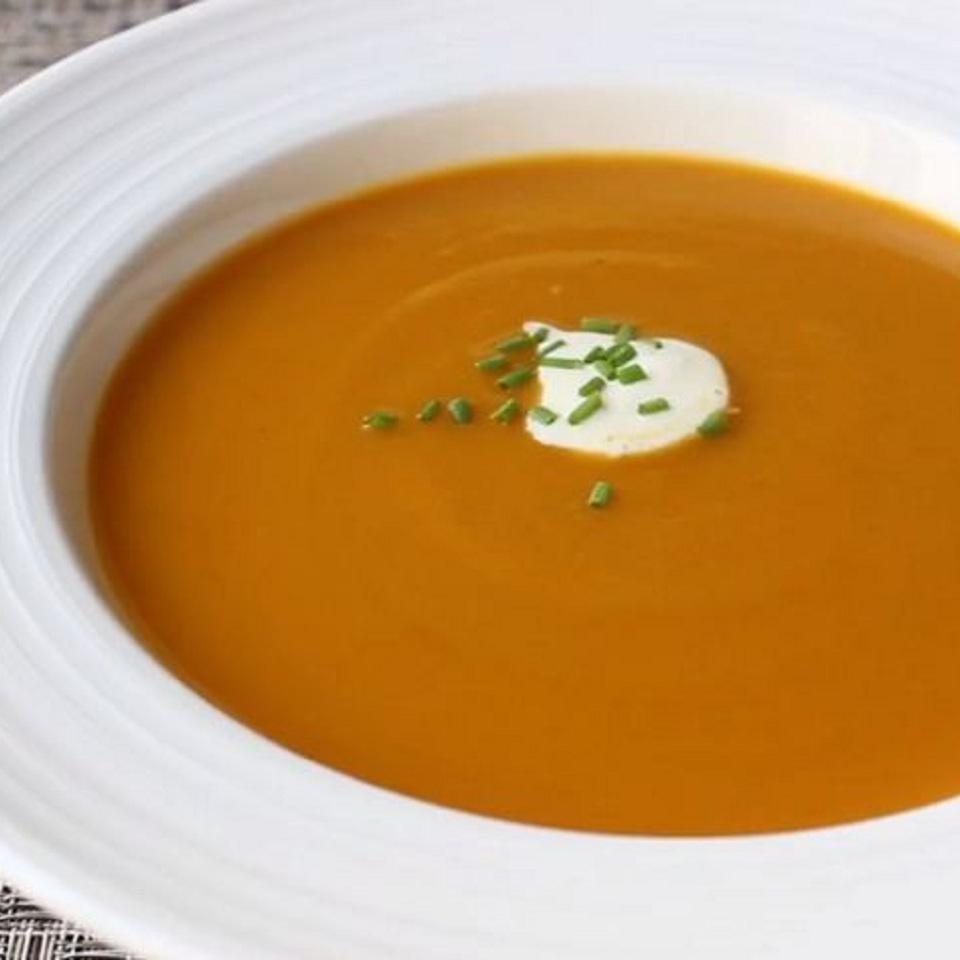 Chef John's Roasted Butternut Squash Soup