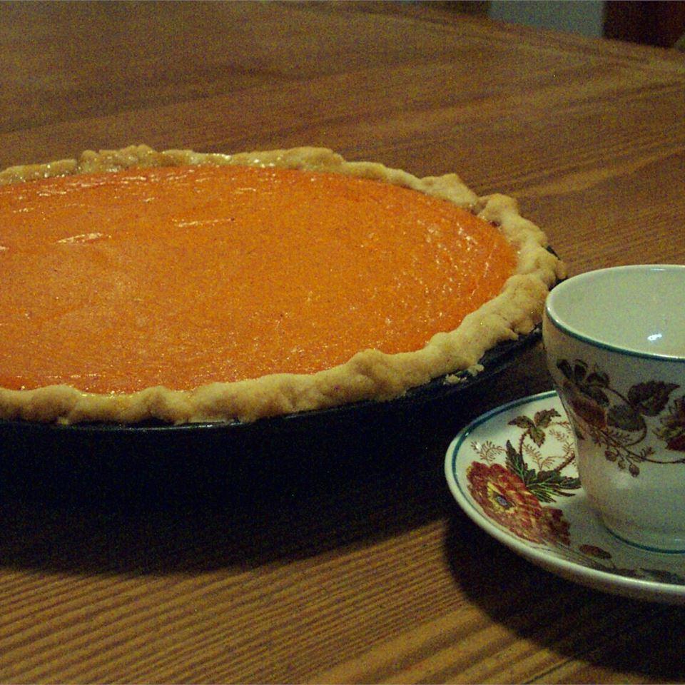 Sweet Potato Pie VIII