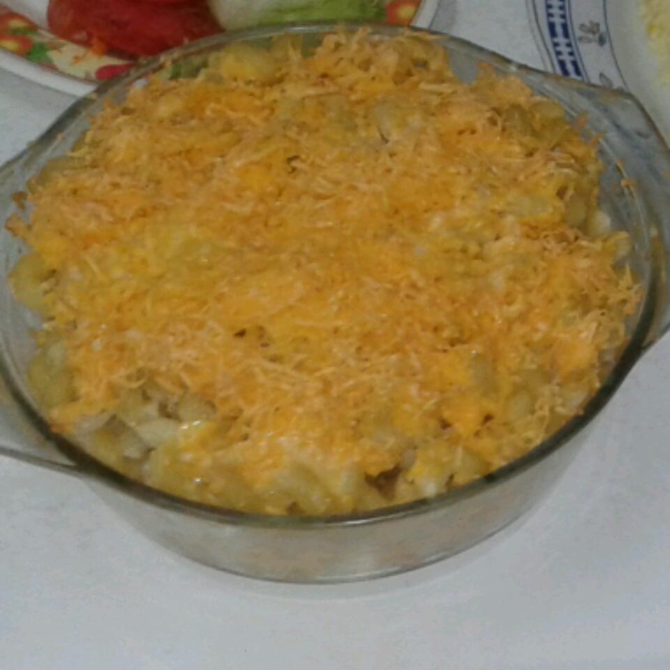 Baked Macaroni sashay