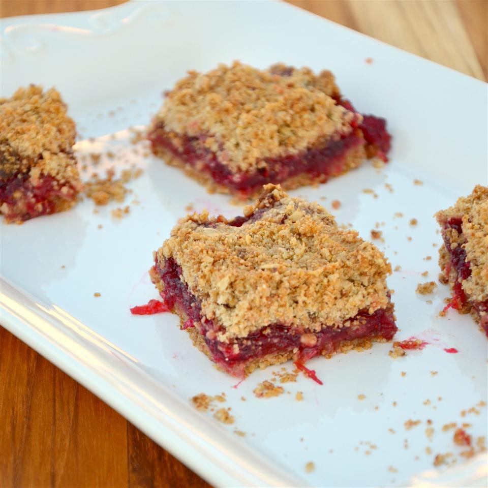 Cranberry Jam Bars image