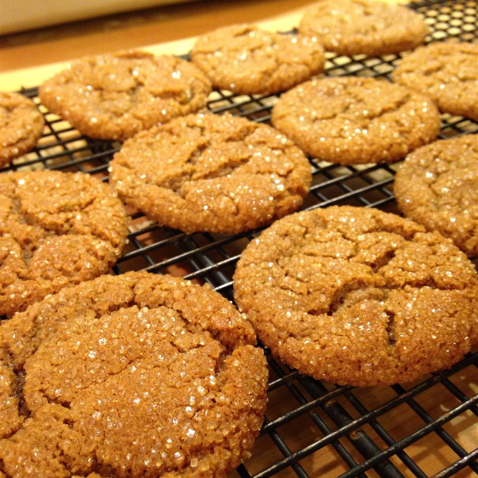 Triple the Ginger Cookies image