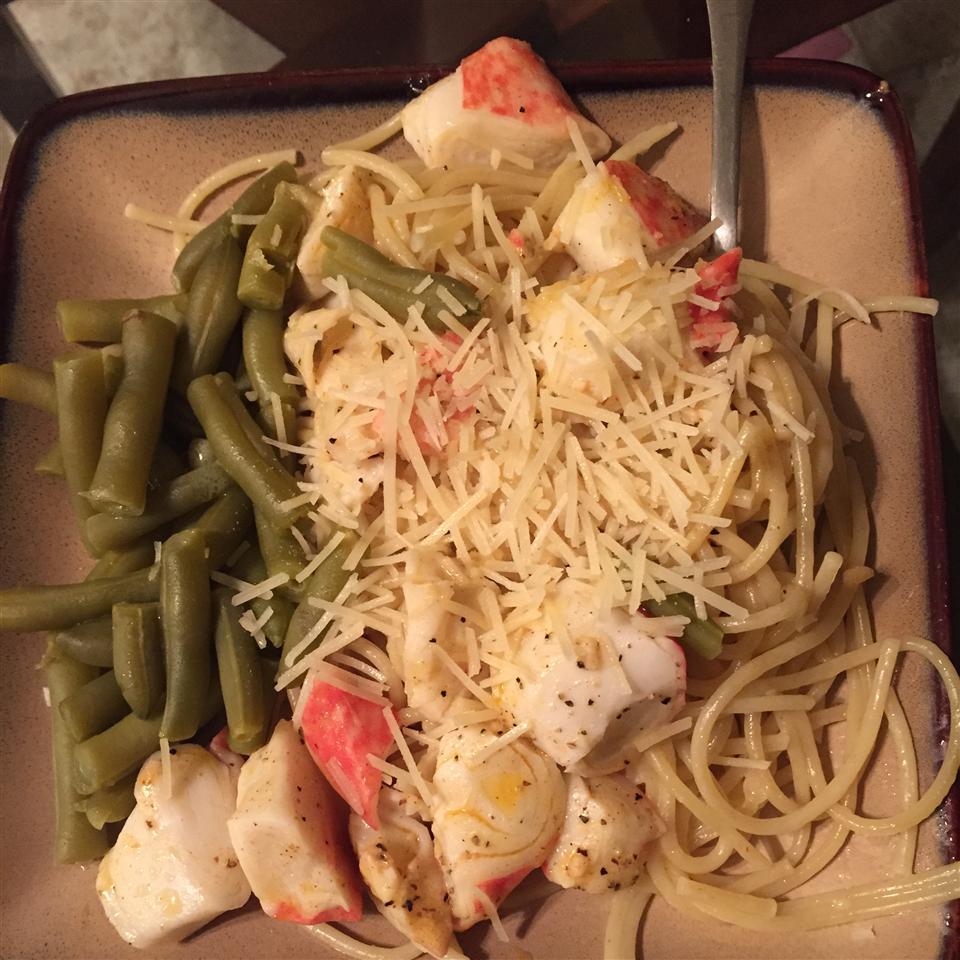 Astoria Crab Pasta