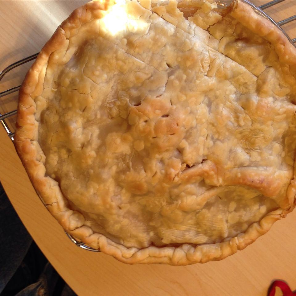 Best Ever Pie Crust image