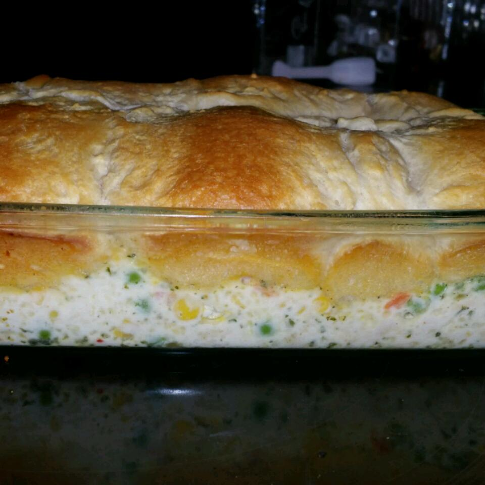 Easy As Chicken Pot Pie shaneris Stephens