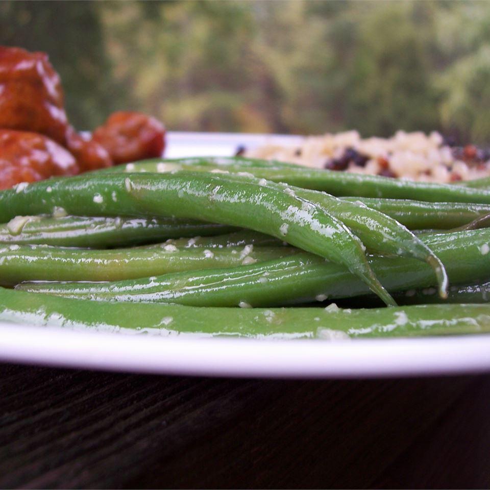 Easy Garden Green Beans_image