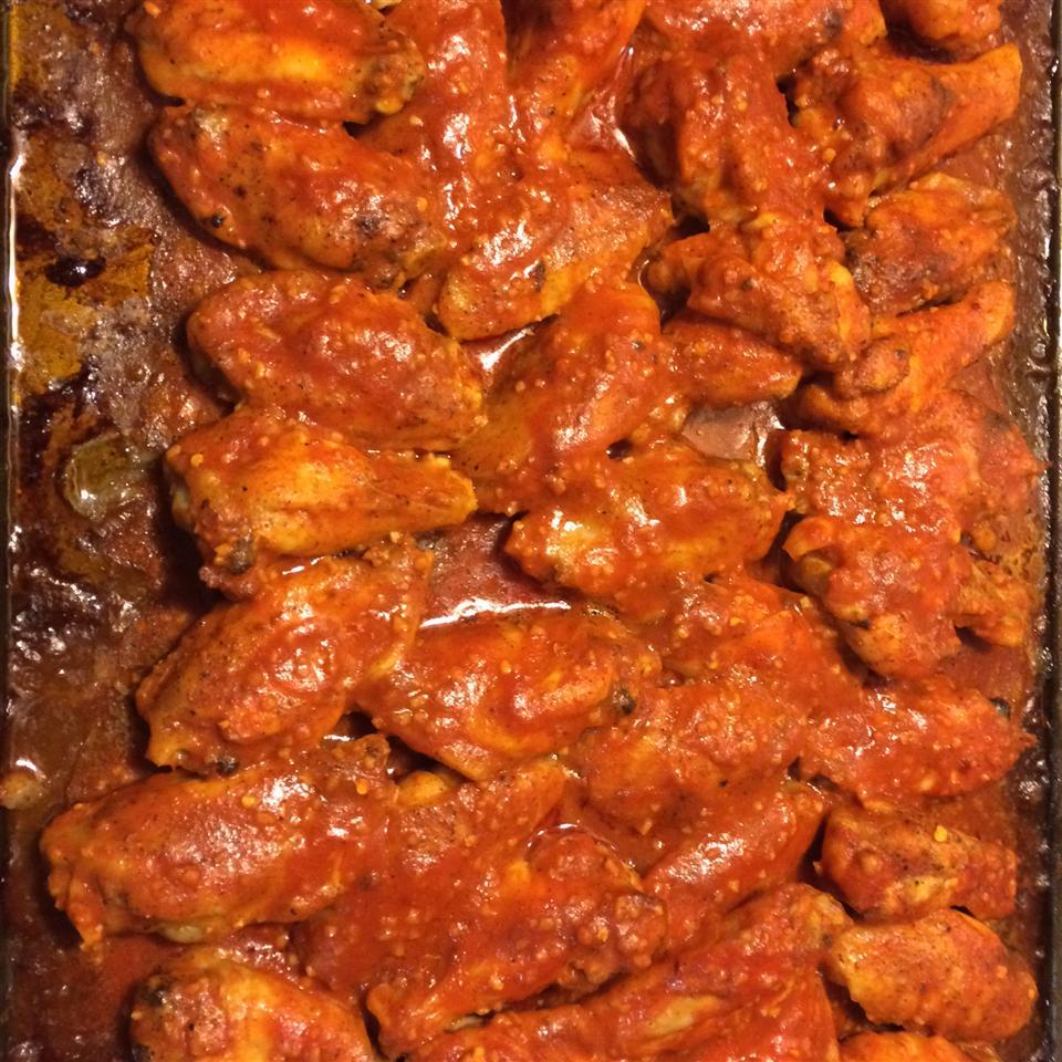 Buffalo Chicken Wings III randys cookbook