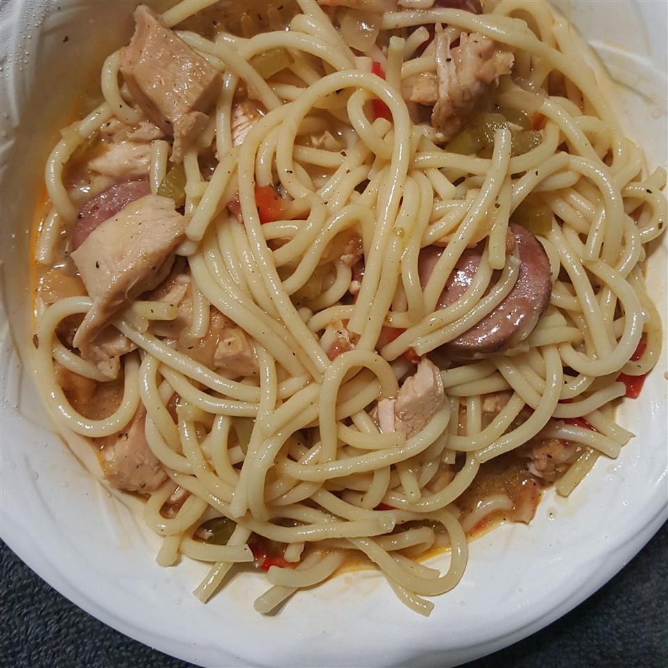Cajun Chicken Ragout Calvin Jay Curry