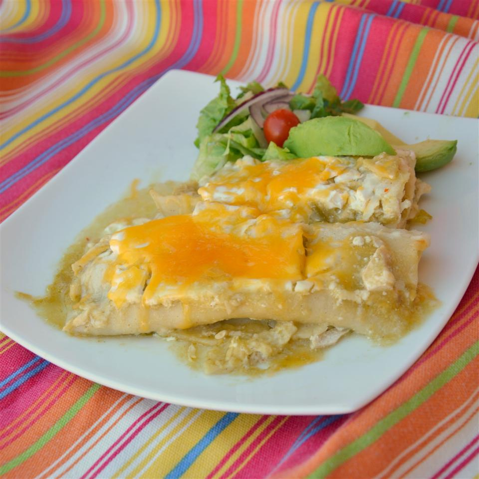 Linda's Enchiladas (Revised)