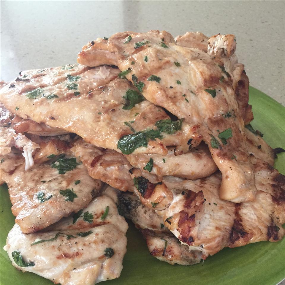 Asian Fiesta Chicken Marinade Kikkoman