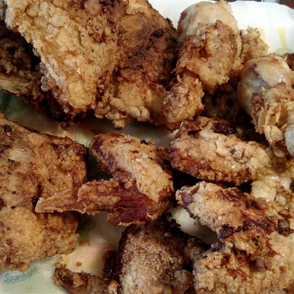 Crispy Fried Chicken Sherry