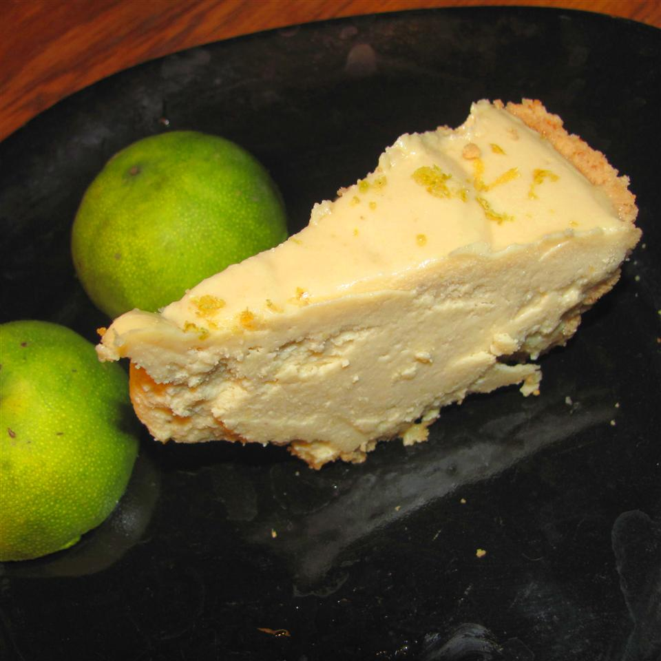 Creamy Cashew Lime Bars (or Pie)