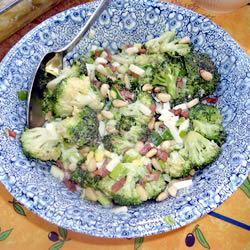 Broccoli Salad I Caroline