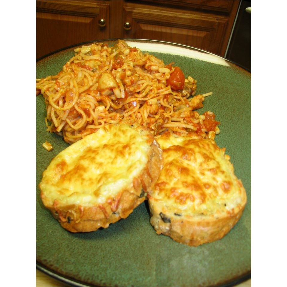 Corny Spaghetti image