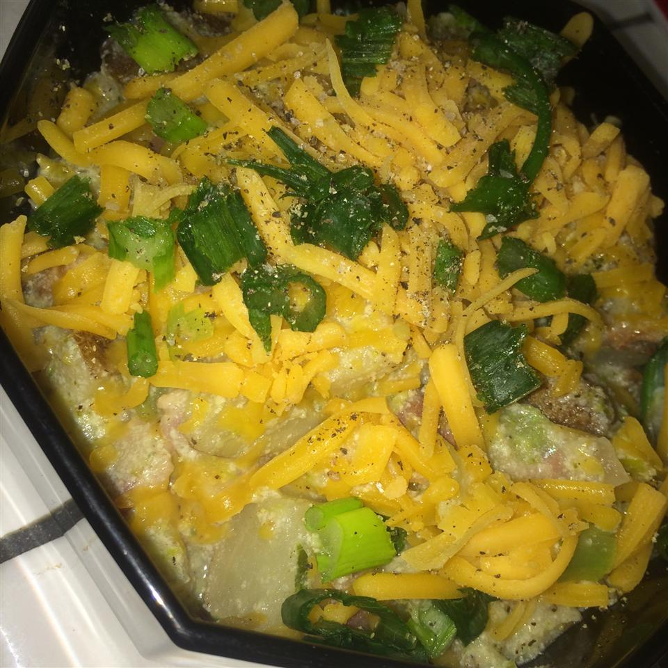 Slow Cooker Potato Broccoli Soup Amanda Koss
