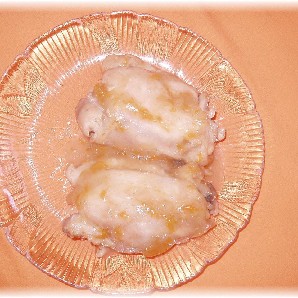 Apricot Chicken II BakingBot