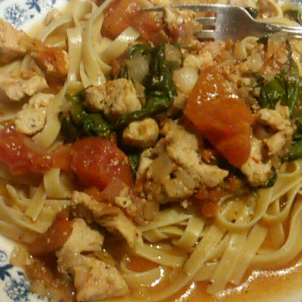 Easy and Healthy Chicken Florentine Chris Thankan