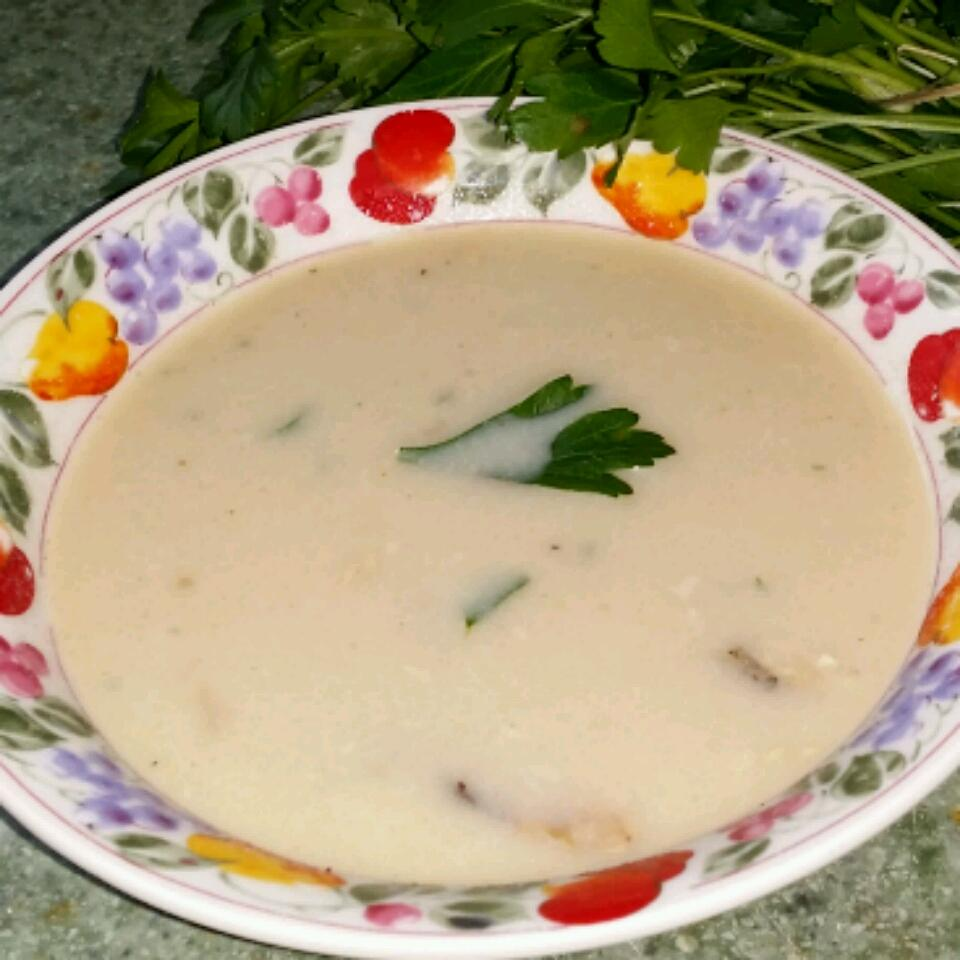 Cream Of Chicken Soup MARBALET