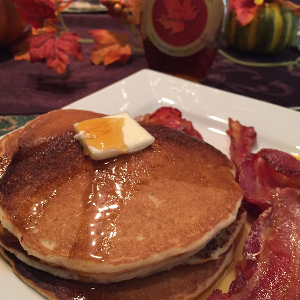 Secret Ingredient Pancakes